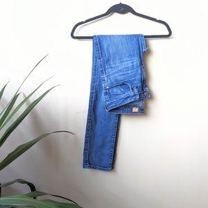 Pilcro Anthro Stet Skinny Leg Jeans size 27